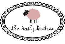 knitting / by Soozie Wiese Palmer