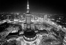 <3 Warszawa <3 / by Jo Pie