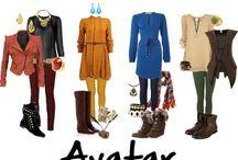 ABBATAR!! (avatar) / by Alex Bennett