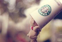 coffee, a necessity / by Flores Design Studio
