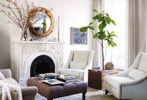 Living Room / by Sarah VanTongeren