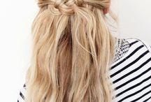 hair and nail fun / by Karen Richardson Stanford