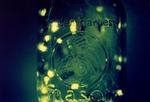 Jars / Ideas for jars and pretty photos/art featuring them! / by Sam