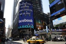 Facebook IPO  / Facebook's initial public offering (IPO) debuted on May 18, 2012.  / by MarketWatch