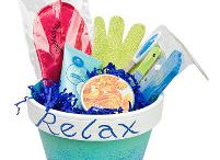 gift basket ideas / by Kandie Tate