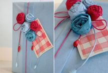 wrapping / by Agnes Daout