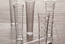 Flatware, Glasses, and Other Dishes / by R M