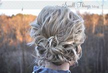 Hair / by Beth Fox-Fuller