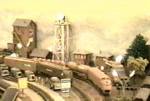 Bill's Railroad Empire / by William Raley