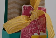 Tag A Bag Gift Bags / by The Crafty Owl - Joanne James