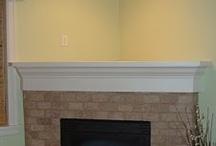 fireplace / by Carissa Stauss
