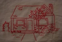 EMBROIDERY / by Linda Maus
