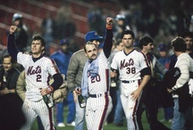 '86 Mets / 1986 World Champion New York Mets / by John Strubel