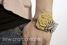 Crafts - Clothes & Accessories / by Meghan (Ordus) Bowers