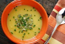 Soup Recipes / by Andrea Cryderman-Walker