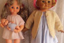 bonecas antigas , modernas, fashions / by Madu Oliveira