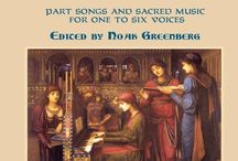 Opera and Vocal Music / From Motets to Lieder To Opera and Choral, All forms of classical vocal music / by Dover Publications