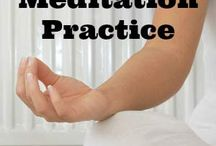 Meditation / To create a space at home for meditation. / by Cindy Walsh