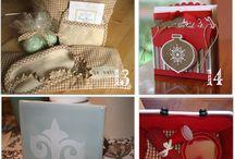 Christmas presents / by Bella Dea