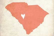 South Carolina <3 / home sweet home / by Garet F