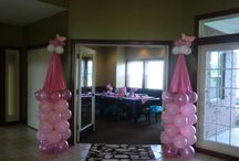 Baylee's Princess Party / by Elizabeth Grover