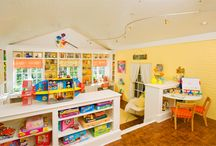 Playrooms / by Shannon Carroll