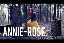 Annie Rose's New Video! / by Jill Robinson