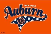 Auburn - War Eagle! / All things Auburn! / by Christy McCown