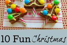 Christmas / by Amber Jantzen Ferguson