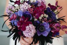 wedding flowers / by Kate Kirschner