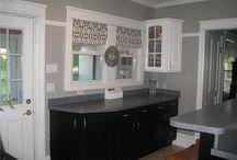 Kitchens / by Debbie Hummel