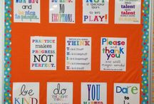 Classroom Decorations / by Brooke Berwick