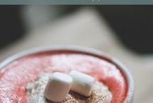 Warm Winter Drinks / by Karen Good