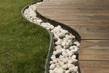 Yard ideas / by Wendy Spartz Krull