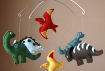Dinosaurs / ideas for my Reception (age 4 - 5) class / by Louise Vaan