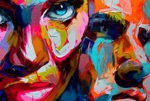 Artistes sur Pinterest / Des artistes peintres, des plasticiens mais surtout des utilisateurs actifs sur Pinterest. / by Amylee Paris