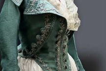 1700s fashions I like / by Lady D