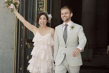Courthouse Nuptials / by Meredith Eisele