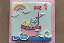 cakes for kids / by lovingly