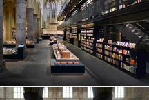Bookstores & Libraries / All books are beautiful but these bookstores and libraries bring a whole new meaning to beauty.  / by CJ Lyons