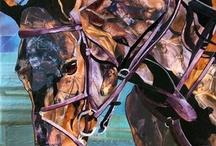 Art - Horses / by Judy McKay