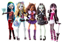 Monster High / by Stephanie Porter Reed