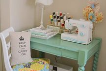Inspiring Sewing Spaces  / by SINGER Sewing Company