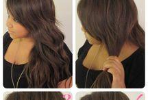 Hair / by Erica Cureton