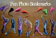 Children - Left Over Photo Crafts / {Craft Ideas} Left over photo crafts / by Luschka van Onselen