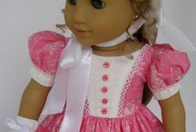 AMERICAN DOLL HOLIDAYS OUTFITS- Easter / by Audrey Overbaugh