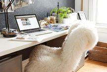 Office / by Adele DeBlassie-Shibata