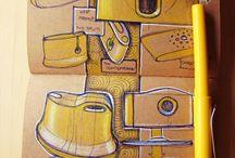 sketch Books  / by Nikita Parikh