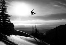 Snowboarding / by Jessie Kaehn