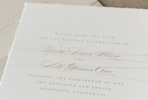 letterpress  / by Copper Willow Paper Studio
